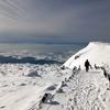 2月2日 伊吹山ソロ スピードハイク