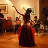 アラブ音楽生演奏とベリーダンスの宴から