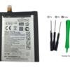 携帯電話のバッテリー LG Optimus G2 D800 D801 D802 D803 VS980 LS980 with tools