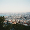 マルセイユのノートルダム・ドゥ・ラ・ガルド寺院からの眺めとマルセイユの歴史