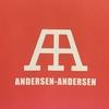 ANDERSEN-ANDERSENのリブニット