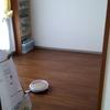 お掃除ロボットのおかげで、部屋も気持ちもどんどん快適に。