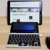 超小型ノートPC「GPD pocket」の画面をiPad Proや液晶テレビに出力してみた。