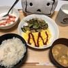 スクランブルエッグ(朝ごはん)