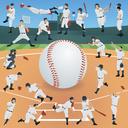 学童・少年野球チームや草野球チームのユニフォームデザイン図鑑、メーカー名チェック