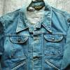 私の古着から1970年代と思われる『Wrangler』のデニムジャケット「124MJ」をご紹介します