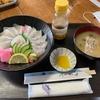 長崎 平戸観光 漁業協同組合で海鮮ランチ