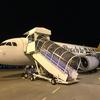 搭乗記 MM319 関空⇒成田 バニラ塗装機材でした! 購入した株主優待券を使って京成で帰宅