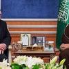 対イランに向けて米サウジ同盟