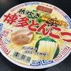 麺類大好き200 【祝200回】ニュータッチ 凄麺 熟炊き博多とんこつ