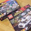 【LEGO】スーパーヒーローズ「76082:ATM強盗バトル」と「76083:バルチャーに気をつけろ」を購入。
