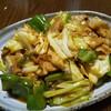 今日の晩飯 回鍋肉を作ってみた(^_-)-☆