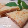 フライパンで5分!パン粉と牛乳だけで作る時短パンのレシピ