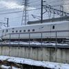 12月19日長野新幹線車両センターの状況