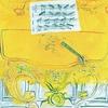 《黄色いコンソール》 ラウル・デュフィ