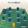 ギラヴァンツ北九州 VS G大阪U-23