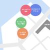 豊洲にあるタワーマンション一覧マップ