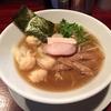 【今週のラーメン1752】 sancha 笑'z (東京・三軒茶屋) 汁SOBA/ブレンドスープ・白醤油・エビワンタン