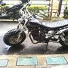 #バイク屋の日常 #ヤマハ #TW200 #納車 #洗車