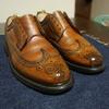 革靴にハマって最初に買ったのは謎のアメリカ製ビンテージウイングチップだった
