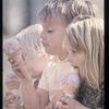 反戦平和のとりくみ…寸劇+朗読劇「母と子の写真集」画像例