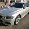 アライメント調整@BMW 3シリーズセダン