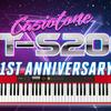 令和のカシオトーンCasiotone CT-S200発売1周年記念オリジナル曲を公開しました!