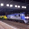 第1530列車 「 甲29 JR西日本 MTT(マルチプル・タイ・タンパー)の甲種輸送を狙う 」