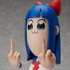 【ポプテピピック】『ピピ美』ジャンボ・ソフビフィギュア【ホビーマックスジャパン】より2019年1月発売予定♪
