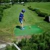 丘珠空港緑地で家族でパークゴルフデビュー