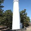 三保の松原の清水灯台