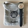 アンティークのロレックスをヌメ革ベルトでカスタマイズする / 英国仕様のROLEX デニソンケース