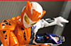 【食玩ゼロワンRISER 08】AI02 バルキリー&アナザーW/フォーゼのレビュー!!の画像