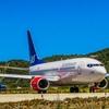 スカンジナビア航空のミラノ発券ビジネスクラス