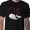 ツイッターのくじらTシャツを買った