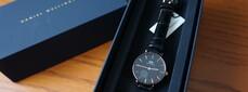 秋冬の色味によくあう価格もてごろな腕時計、ダニエルウェリントン2017新作CLASSIC PETITE 28MM -PR-