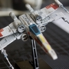 X-WING STARFIGHTER Plastic Model Star Wars (BANDAI)