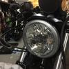 XL883N ヘッドライト交換