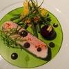 大人のデートにふさわしいラ ターブル ドゥ ジョエル・ロブションのディナーの芸術ともいえる料理☆☆