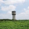 給水塔を見に行く