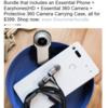 Essential Phone ついに投げ売り!?アクセサリー無料のサマーバンドル
