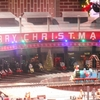 原鉄道模型博物館のクリスマス仕様トーマスが走るジオラマがすげー
