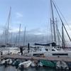 マルティニック島発のヨットクルージングの旅 一日目