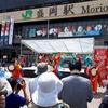 盛岡さんさ踊り2019 前夜祭!盛岡駅から会場までの様子も紹介!いよいよ明日開幕!