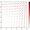 Pythonで矢印をうまく描画する関数 quiver