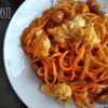 鉄板イタリアンっぽいスパゲッティ