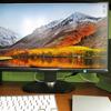 MacBook Pro とフィリップスの258B6QUEB/11の組み合わせは、クラムシェルに最適