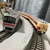 久しぶりに鉄道模型を出して、楽しみました。