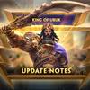 [SMITE最新情報]King of Uruk l アップデート8.4について