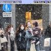 熊本県内、暴風で交通機関に乱れ 31日朝にかけ大雪警戒も